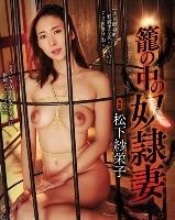 乳輪がでっかいドエロい巨乳っ♪パイパンマンコにレイプで中出しっ♪ 松下紗栄子パッケージ画像